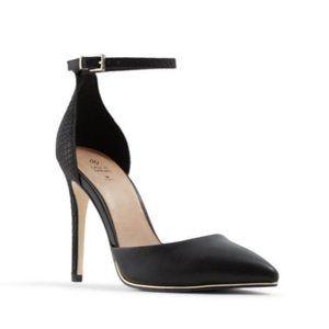NWT Call It Spring Black Stiletto Heels size 8.5